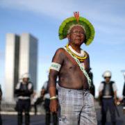 Späte Hilfe für Indigene