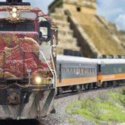 Trotz Corona-Pandemie wird der Tren Maya weiter gebaut