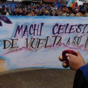 27 Mapuche in Gefängnissen im Hungerstreik