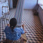 Indigenes Mädchen in Chiapas von Paramilitärs angeschossen