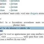 Brasilianisch-Unterricht mit antilinker Propaganda