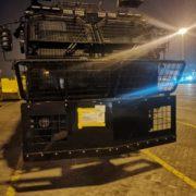 Carabineros bekommen neue Fahrzeuge zur Aufstandsbekämpfung