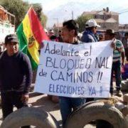 Blockadepause und Wahlen abwarten