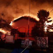 Rassistische Übergriffe auf Mapuche