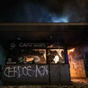 Viele Tote und Verletzte bei Protesten gegen Polizeigewalt