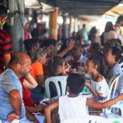 Bolsonaro: Nur die Schwachen bleiben zuhause
