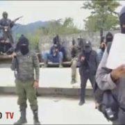 Flüchtlingswelle nach bewaffneten Angriffen auf Gemeinde in Chiapas