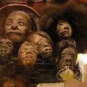 Britisches Museum entfernt südamerikanische Schrumpfköpfe aus Sammlung