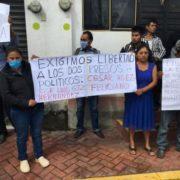 Polizei greift Militarisierungsgegner*innen in Chiapas an
