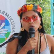 Time Magazine ehrt Nemonte Nenquimo, Sprecherin der Ethnie Waorani