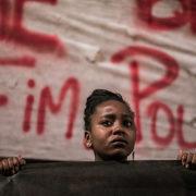 Wütende Proteste: Schwarzer Mann von Sicherheitskräften totgeprügelt