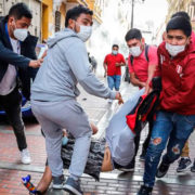"""Die Sondereinheit """"Grupo Terna""""- eine Bedrohung für die Gesellschaft?"""