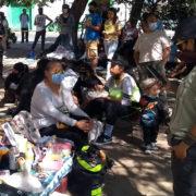 Frauenfeindliche und homophobe Polizeigewalt in Südmexiko