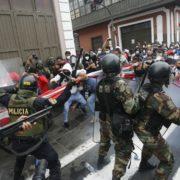 Weiter Proteste gegen Übergangsregierung