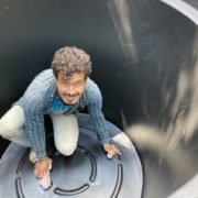 Von Trockenklos und Regenwassertanks