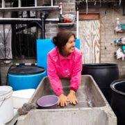 Kleine Lösungen gegen den Wassernotstand