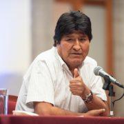 Zweite Infektionswelle: Evo Morales positiv auf COVID-19 getestet