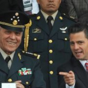 Keine Anklage gegen Exgeneral Cienfuegos