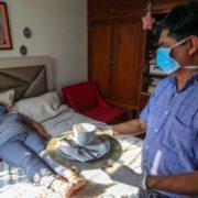 Internationale Kritik an Maßnahmen gegen Corona-Pandemie