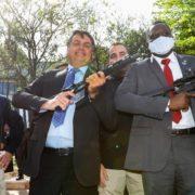 Erneute Flexibilisierung der Waffengesetze sorgt für Beunruhigung