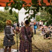 Activismo en bicicleta y trabajo voluntario por la democratización de la vía pública