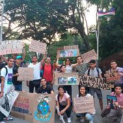 Fridays for Future Cali mobilisiert für Umweltgerechtigkeit
