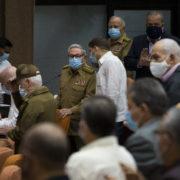 Raúl Castro legt Amt nieder