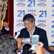 Der neue Präsident: Guillermo Lasso, ein rechtsgerichteter Banker