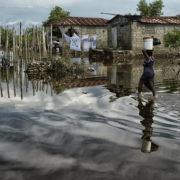Erdbeben im Süden, Regenfälle im Norden Haitis
