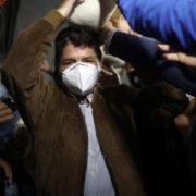 Unerwarteter Vorstoß von links: Pedro Castillo räumt ab