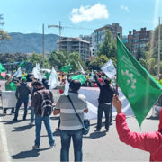 Arbeiter*innenproteste in Nestlé-Fabrik