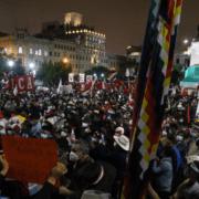 Bunte Vielfalt bei Protesten für Demokratie