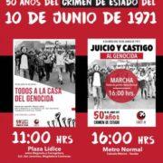 "50 Jahre ""Halconazo""-Massaker"