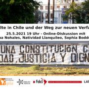 Verfassungskonvent in Chile – Diskussion mit Protagonistinnen