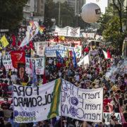 """""""Bolsonaro raus!"""" – Tausende demonstrieren landesweit"""