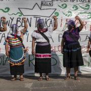 Europareise der Zapatistas in Gefahr