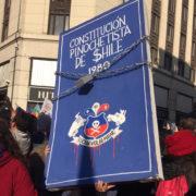 Convención Constituyente presidida por representante Mapuche
