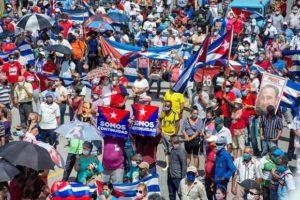 Demo in Havanna