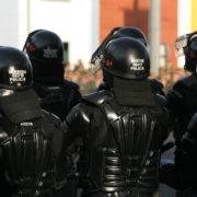 Angehörige der Streikenden geraten zunehmend ins Visier der Polizei