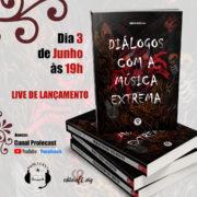 Entrevista a Rodrigo Barchi presentando su libro: Diálogos con la música extrema