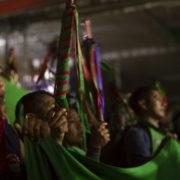 Die Beschützer*innen: Die Guardia Indigena während des Nationalstreiks