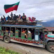 16. Kongress der indigenen Bewegung im Cauca
