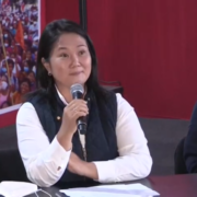 30 Jahre Haft für Keiko Fujimori gefordert