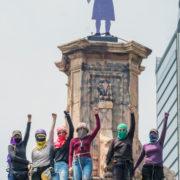 """Denkmal für """"kämpfende Frauen"""" statt Kolumbus"""