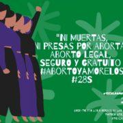 Demos zum globalen Aktionstag für legale und sichere Abtreibung