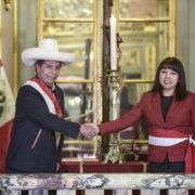 Mirtha Vásquez zur neuen Ministerpräsidentin ernannt
