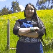 """Onésima Lienqueo: """"Mapuche-Kinder sind keine Terroristen"""""""